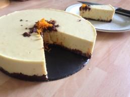raw cheesecake, healthy desserts