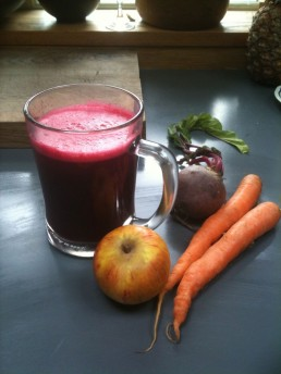 delicious fresh organic juices
